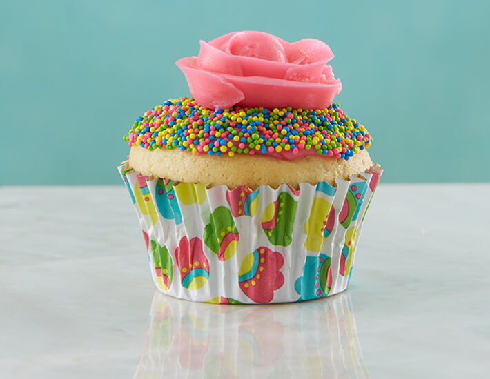 spring-flower-pink-rose-cupcake-from-cake-mate-with-sprinkles